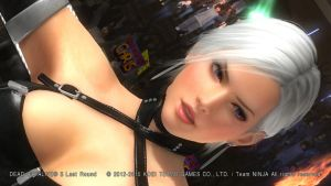 DEAD OR ALIVE 5 Last Round Christie45 by aponyan