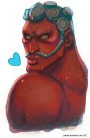 Hakan's Oil Coaster of Love by jaimito