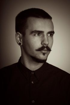 moustache by dorguska