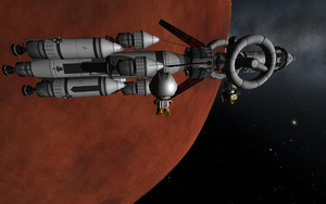SFTP - Orion Side View by Shroomworks