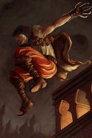Prince of Persia by mythrilgolem1