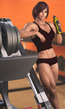 Fitness 2 by Nivilis