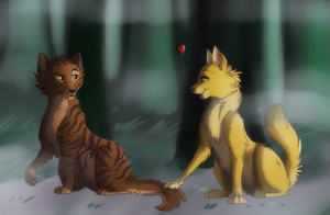 [CONTEST] A misty, lovely forest by Phoenix-Brul-Plum