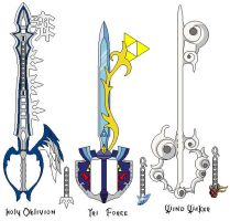 keyblade 4 by suburbbum