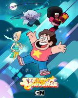 My Favorite Animated Shows Steven Universe by Omnianimeman-brony
