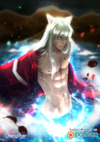 Inuyasha Hot by Korneruphyne