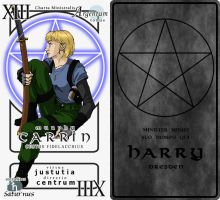 Murphy Pactio Card by Silverwind91