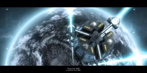 space lift 2020 by SGA-Maddin