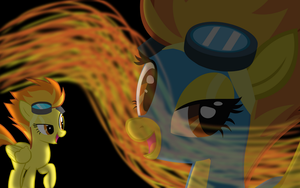 Spitfire Background (for my laptop) by tehAgg