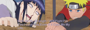 With All My Strength by NaruhinaluvrX