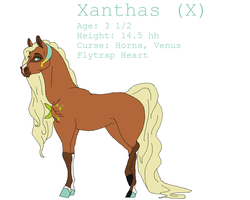 X (Xanthas) by Flawless-dreamer