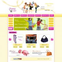Shopping Cart by: preet618 by WebMagic