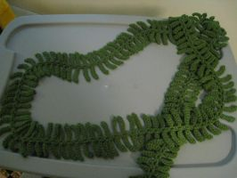 Fern Fashion Scarf by skookyspry