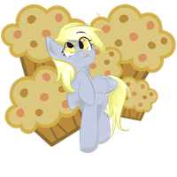 Muffins on the mind by Sugarbunny101