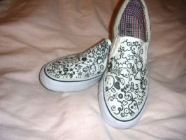 Loopy Vans -Front- by Aka696