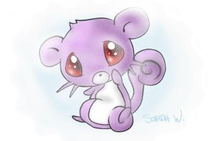 ::Baby Ratata:: by lilmargie4ever