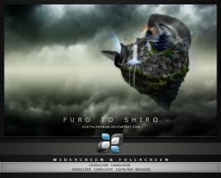 Furo-to Shiro by DigitalPhenom