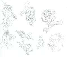freedwolf thumbnails by hibbary