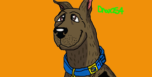 Live Action Scooby-Doo by Drax254
