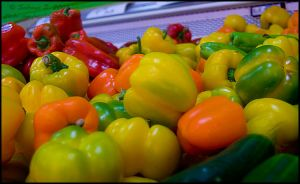Peppers by aheria