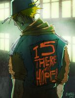 Is there any Hope? by Harkill