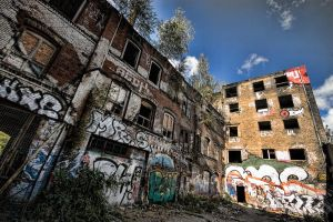 urban decay by ashleygino