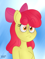 Apple Bloom Color Practice by ScoBionicle99