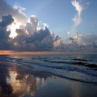 Texas Coast 6 by foureyestock