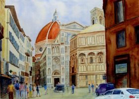 Duomo Florence by cchan55