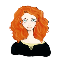 Merida by aru98