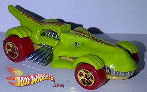 2013 Hot Wheels Imagination T-REXTROYER by idhotwheels