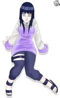 Hinata In The Withe by JuAnRSoN