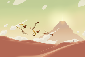 (Journey) Gliding by cling17