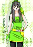 Lily Colored by KiaCookie