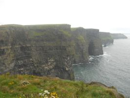 Cliffs of Moher by EmpiraArieona