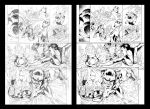 Green Lantern Sample Page 1 by Marcelo Ferreri by TheInkPages