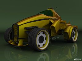 Concept Thunder repaint by cipriany