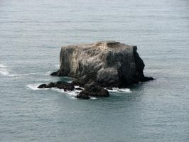 Ocean rock stock by Raine-Stock1314
