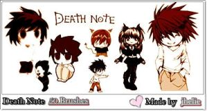 Death Note by jhelie