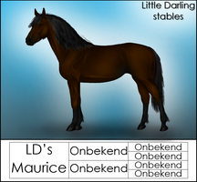 LD's Maurice by Carla-loves
