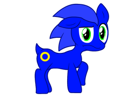 :MLP: Sonic by snowzahedghog