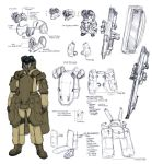 ExpForce Tactical Land Marine by MobileSuitGio