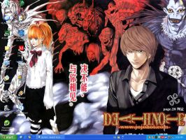Death Note... by MoreProject