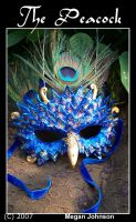 """The Peacock Mask"" by EMasqueradeGallery"