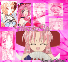 Meroko Collage by RanmaGirlSaotome