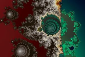 Spiral Intrusion No. 2 by element90
