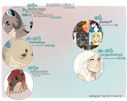commission sheet 2014 by stormcat