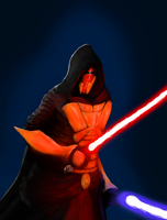 Darth Revan by Thek560