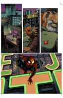 spidey 665 colors by peeterparkker