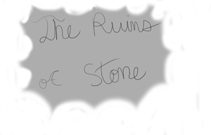 The Ruins of Stone Logo by Shoeboo